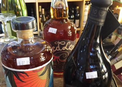 various rums